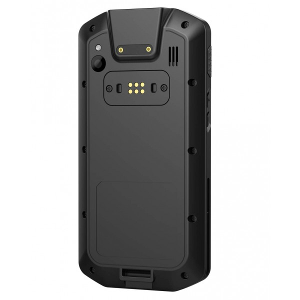 HiDON 4 inch Octa core 4G+64G+4G LTE Android 9.0 mobile IOT device with NFC 2D Barcode scanner UHF RFID rugged handhelds PDA industrial handheld terminals