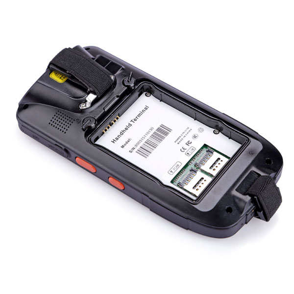 4 inch NFC UHF RFID Barcode scanner Rugged Android PDA handhelds computer