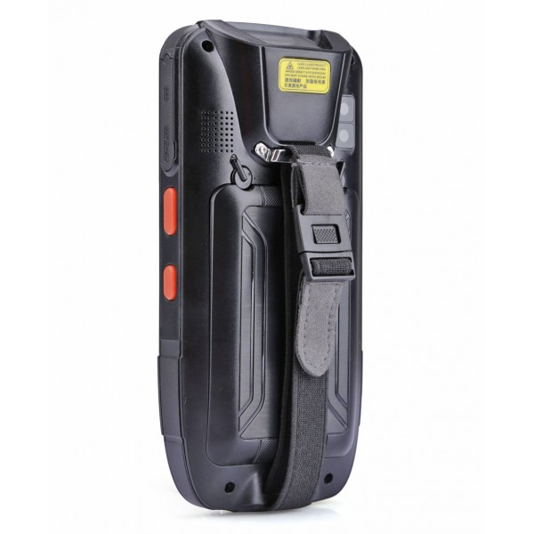 HiDON 4 inch Rugged Android PDA with NFC UHF RFID Barcode scanner handhelds PDA computer