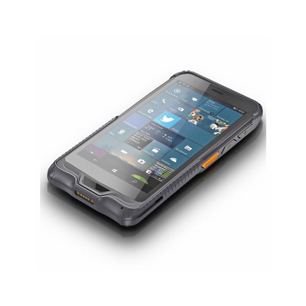 HiDON Factory 6 inch Win10 IOT NFC 1D/2D Barcode PDA Scanner docking station Handheld Terminal PDA handhelds PDA