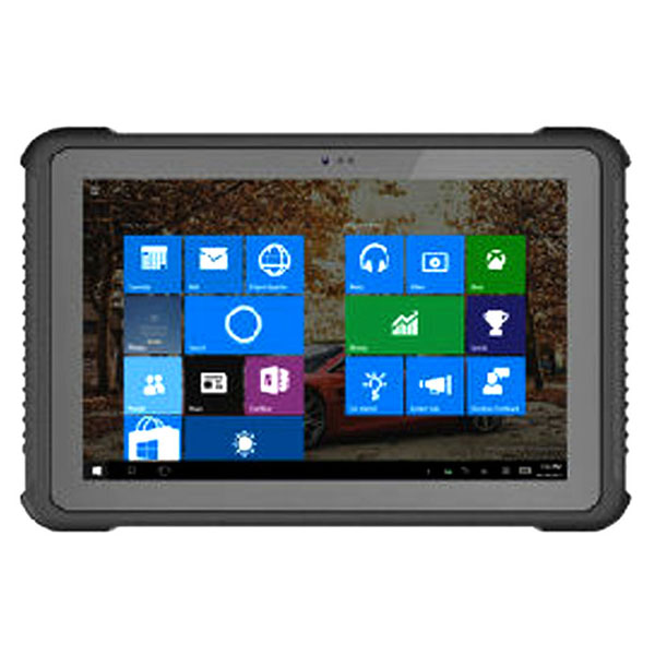 10.1 inch Windows10 RJ45 RS232 Ethernet Port Rugged Tablet