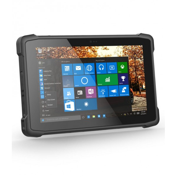 HiDON Factory 10.1 inch Win10 2G+32G IP67 rugged tablets with NFC barcode waterproof tablet pc computer