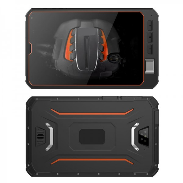 HiDON Cheapest Factory 10.1 inch MT6762 octa-core Android 9.0 rugged tablet with 3G+32G 4GLTE 10000mAh battery waterproof tablet pc
