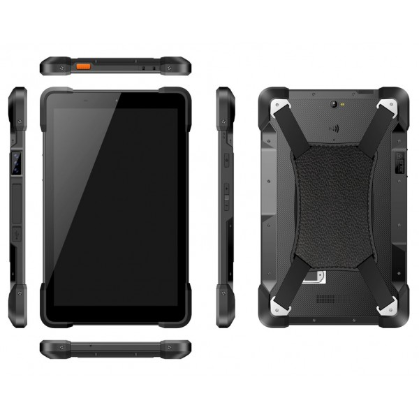 HiDON 10.1 inch Octa-core 2.0GHz Android rugged tablets with 4G+32G NFC Fingerprint scanner waterproof tablet pc computer