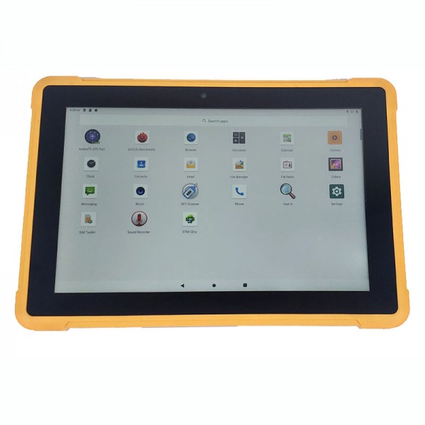 HiDON 10.1 inch Android tablet PC with keyboard case and Active stylus pen for education Octa core 2 in 1 tablets