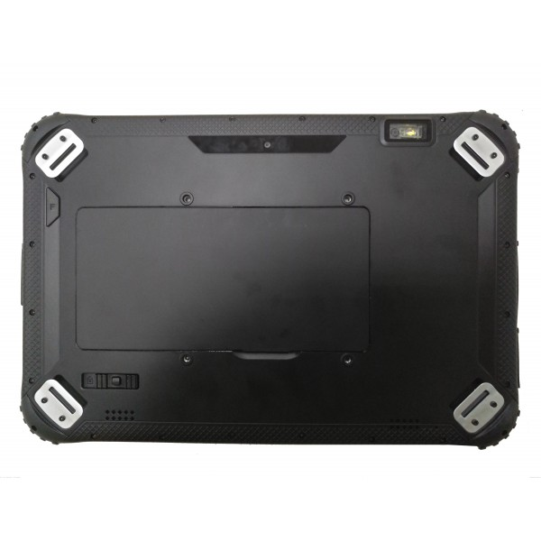 """HiDON 12.2"""" HR1221 Z8350 Win10 4G+64G 4G LTE Rugged Industrial Tablet with NFC Barcode rugged tablet"""