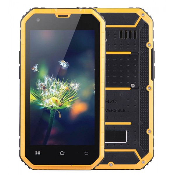Cheapest 4.5 inch 3G network wifi dual sim Rugged Smartphone
