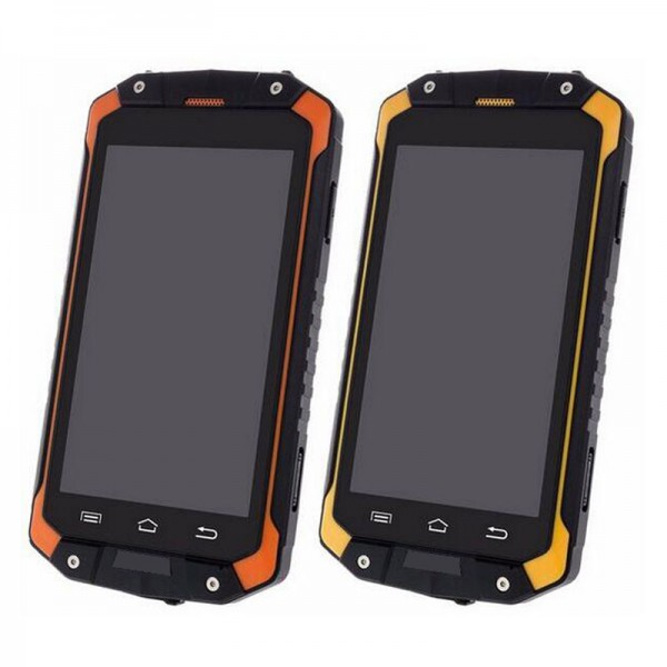 HiDON 4.5inch MT6580 Quad-core Android rugged phone with 2G+16G 4000mAh battery IP65 waterproof smart phone