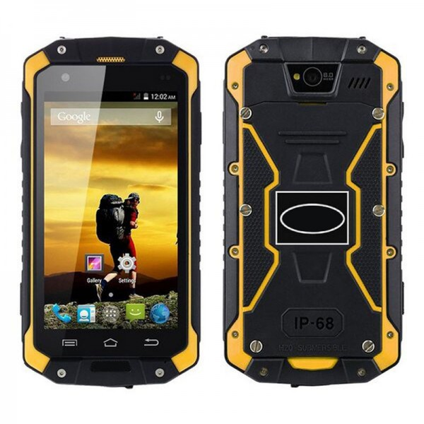 4.5 inch MT6580 Quad-core Android rugged...