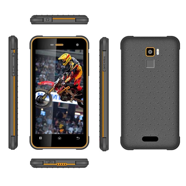 Cheapest NFC 4GLTE 3G+32G Android7.0 Rugged Smartphone