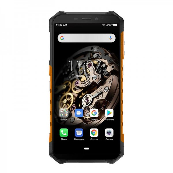 HiDON 5.5 inch Octa-core Android 10.0 rugged phone with 3G+32G NFC IP68 waterproof mobile phone