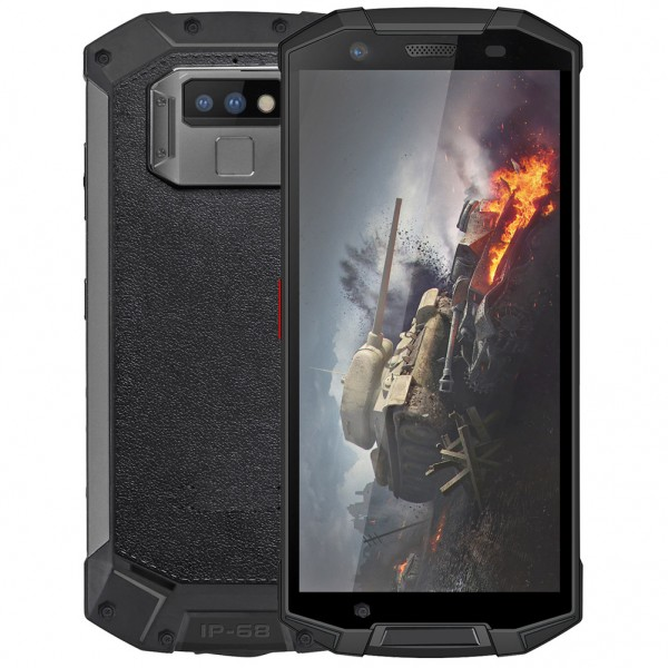 HiDON 6 inch rugged phone Octa-core 2.5GHz 4G+64G 2160*1080 dual band Wifi IP68 waterproof smart phone