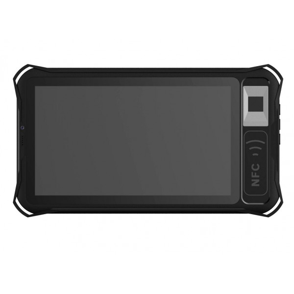 Cheapest 7inch Android Front NFC Fingerprint Scanner Tablet pc with Front NFC