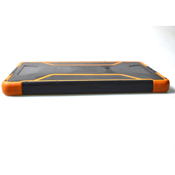 8 inch Front NFC Biometric fingerprint scanner Wifi 4GLTE Android rugged tablet