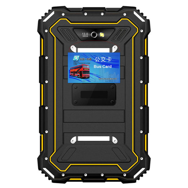 Cheapest 7 inch IP68 NFC 4GLTE GPS 16GROM Rugged Tablets