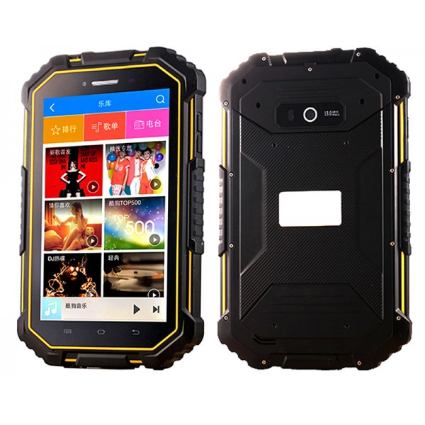 HiDON 7 inch Octa-core 4G+64G Android 9.0 Rugged Tablet PC computer with NFC IP67 waterproof medical tablet pc